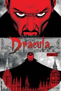 The Complete Dracula #4 cover by John Cassaday