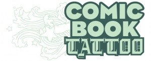 Comicbook Tattoo logo