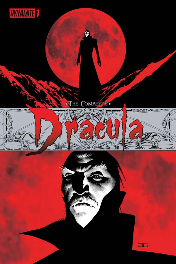 The Complete Dracula #1