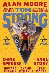 Tom Strong Book Three