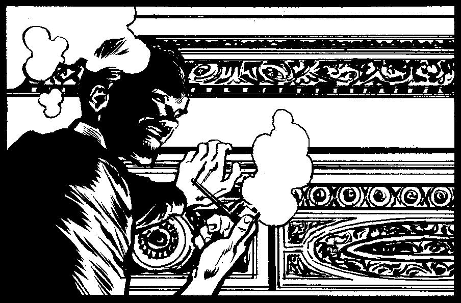Sherlock Holmes by Matt Triano