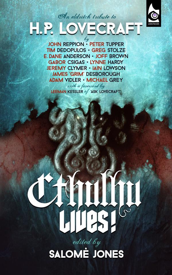 Cthulhu Lives - Ghostwoods Books