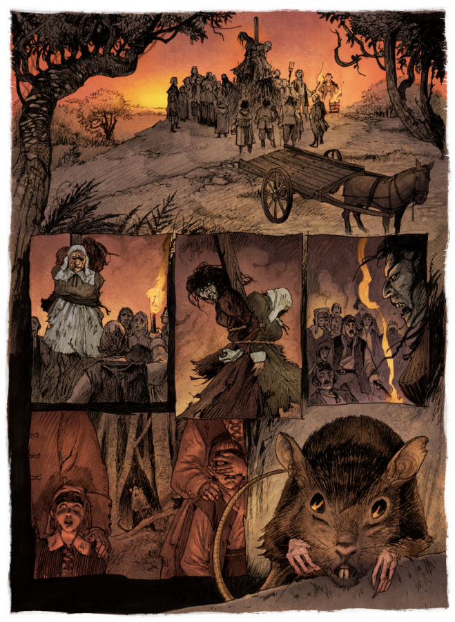 Familiaris page one (unlettered)