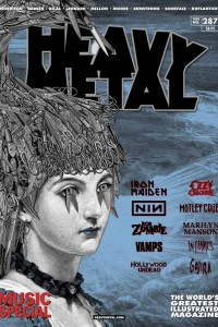 Heavy Metal Magazine #287
