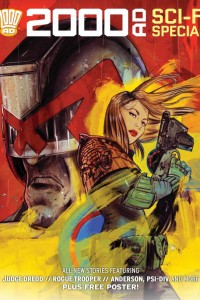 2000 AD Sci-Fi Special